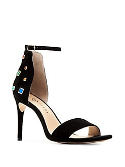 7d3a9fc0eeda QUICK VIEW. Katy Perry. Josephina Embellished Suede Heels
