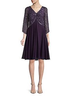 J Kara Dresses Petite