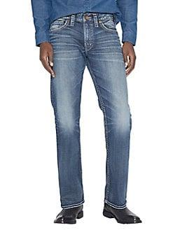01af5e7f5cb794 Men's Jeans: Slim, Bootcut, Designer & More | Lord + Taylor