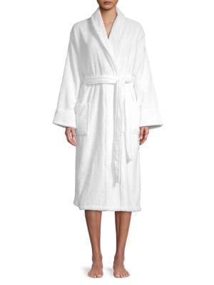 Terry Cotton Bath Robe...