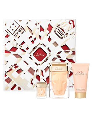 Image of 3-Piece La Panthere Eau de Parfum Gift Set - $167 Value