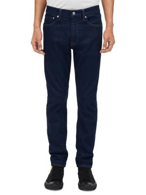 056 Athletic Tapered Warhol Portrait Jeans
