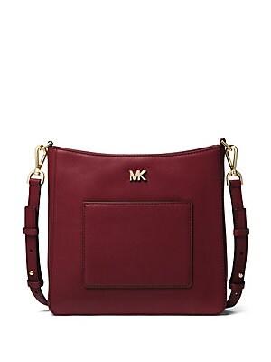 28268f8c487a MICHAEL Michael Kors - Gloria Pocket Swing Crossbody Bag - lordandtaylor.com