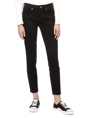 011 Mid-Rise Skinny Jeans