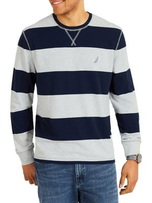 Long Sleeve Rugby Stripe...