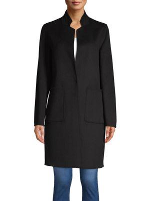 Stand Collar Walker Coat...
