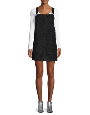 Corduroy Overall Dress...