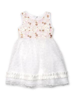 Little Girl's Jenny Organza...