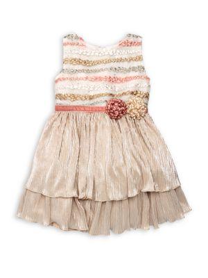 Little Girl's Isla Embellished...