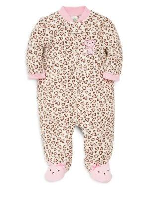 Baby Girl's Kitten Long-Sleeve...