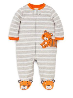 Baby Boy's Tiger Cotton...