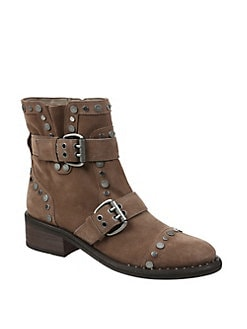 02993291f6ec QUICK VIEW. Sam Edelman. Drea Studded Suede Booties