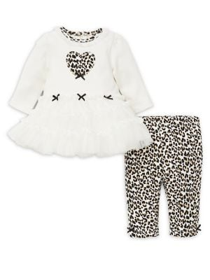 Baby Girl's Two-Piece...
