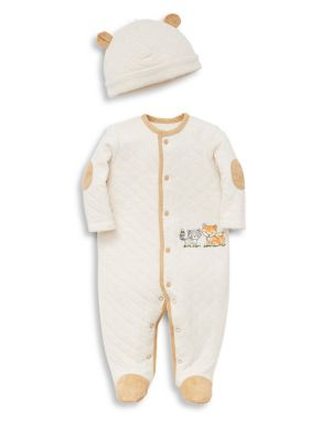 Baby Boy's Woodland Two-Piece...