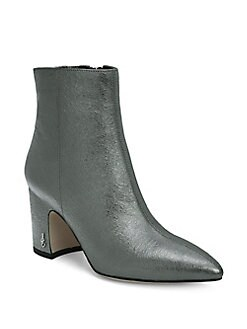 23623ca08e2b3 QUICK VIEW. Sam Edelman. Hilty Pointy Leather Booties