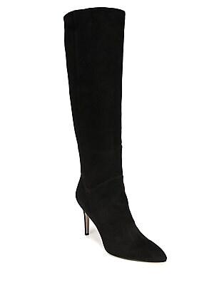 95c732652dd Sam Edelman - Olen Suede Knee-High Boots - lordandtaylor.com