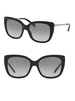 668db9dfdcd23 QUICK VIEW. COACH. 55MM L1040 Square Sunglasses
