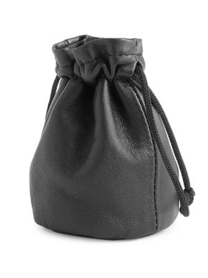 New York Compact Leather...