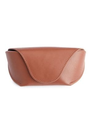 Image of Leather Sunglasses Carrying Case