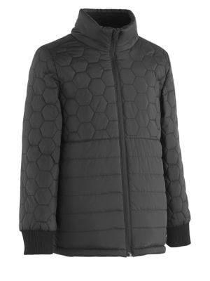 Boy's Hexaquilt Jacket...