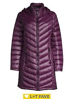 QUICK VIEW. Calvin Klein. Long Packable Puffer Coat af4150c2c