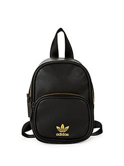 QUICK VIEW. Adidas. Mini Faux Leather Backpack 9a7d3ded1ff82