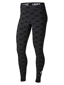 buy online 1f3c7 ba175 QUICK VIEW. Nike. Sportswear Printed Leggings