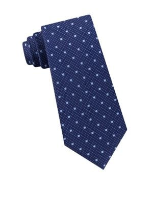 Dot Silk Tie @ Lord...
