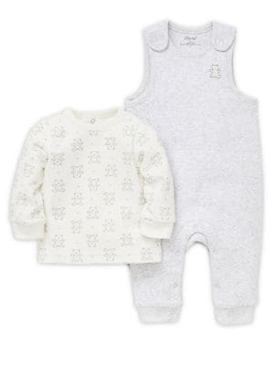 Baby's Two-Piece Teddy...