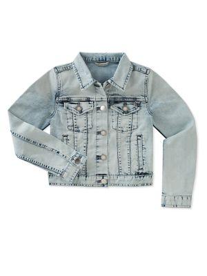 Girls Ultralight Denim Jacket