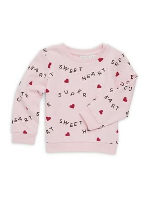 Little Girl's Sweetheart...