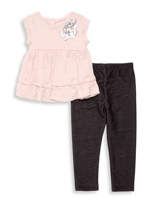 Little Girl's Two Piece...