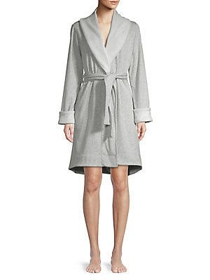 99e0efbd34 Ugg - Blanche II Double Knit Fleece Robe - lordandtaylor.com