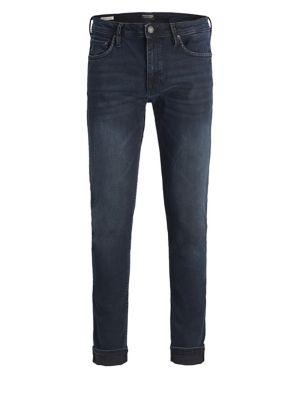 Glen Felix Slim Fit Jeans...