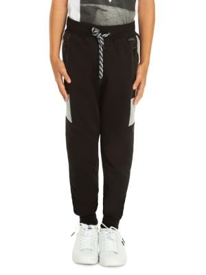 Boy's Fleece Jogger Pants...