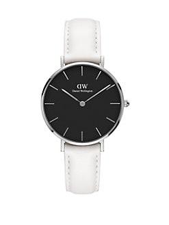 c3973b597e25 Product image. QUICK VIEW. Daniel Wellington. Classic Petite Bondi Black ...