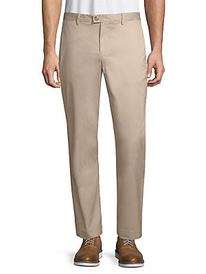 b8e278bfc6d237 Calvin Klein - The Refined Stretch Chino Pants