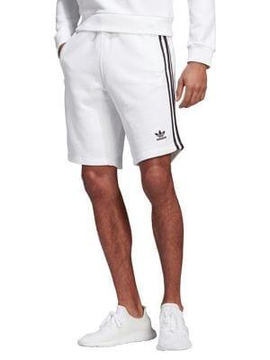 Image of 3-Stripes Cotton Shorts