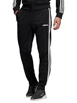 new product a7886 a1d83 Essentials 3-Stripes Tapered Tricot Pants BLACK WHITE. QUICK VIEW. Product  image. QUICK VIEW. Adidas