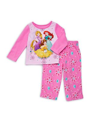 Baby Girls TwoPiece Disney Pajama Set