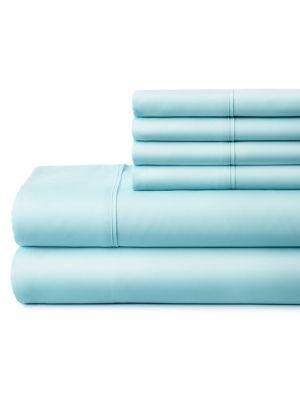 Luxury Ultra Soft SixPiece Bed Sheet Set