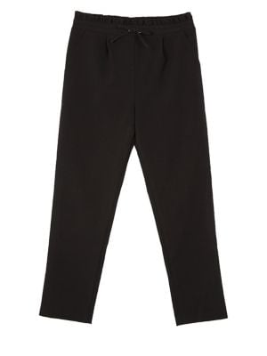 Girl's Paper-Bag Trousers...