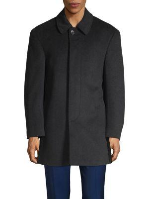 Classic Collared Coat...