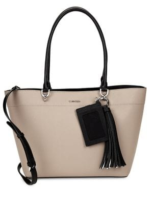 Susan Small Leather Tote...