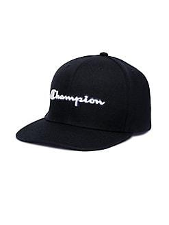 8e3a4f307 QUICK VIEW. Champion. Script Logo Snapback Cap