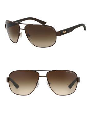 Image of 2012S 62mm Pilot Sunglasses