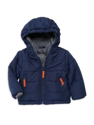 Baby Boy's Quilted Gilet...