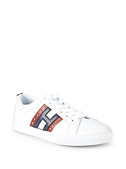 0a402b2f29c0 QUICK VIEW. Tommy Hilfiger. Lazzen Embellished Low-Top Sneakers
