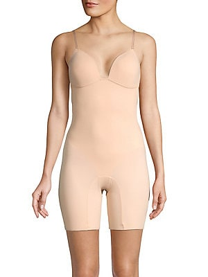 a7ee6ad7f Nancy Ganz - Body Sculpt Backless Shaping Jumpsuit - lordandtaylor.com