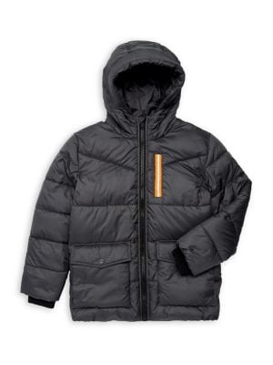 Boy's Puffer Jacket @...